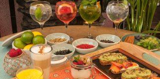 A gin brunch en la cocina de san anton