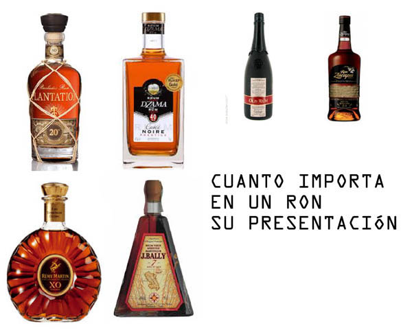 el marketing del ron